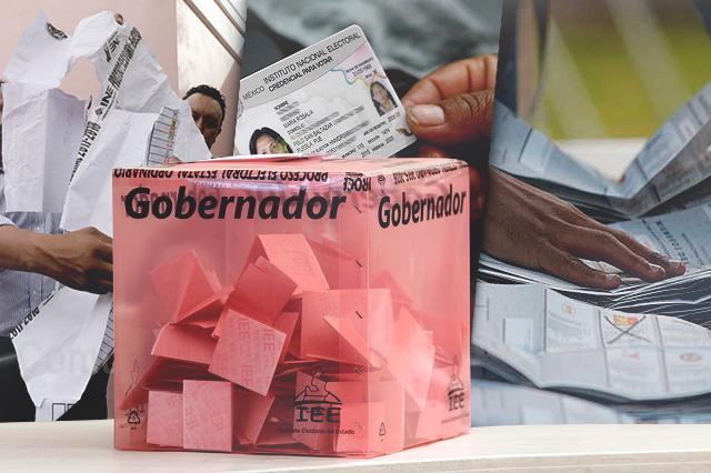 Desnudan irregularidades en la elección de gobernador en Puebla