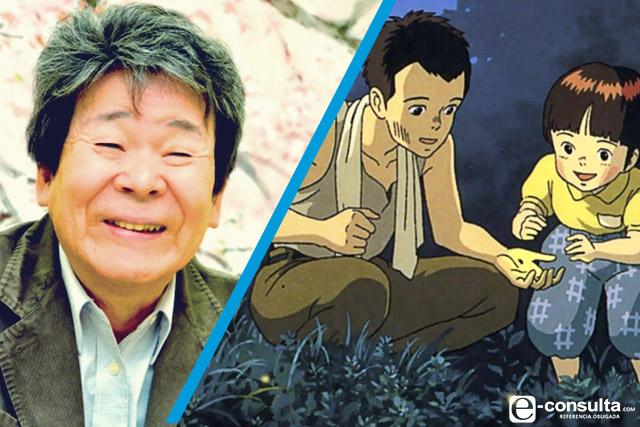 Muere a los 82 años Isao Takahata, confundador de Studio Ghibli