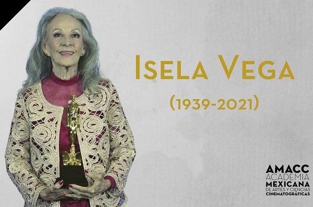 Ella fue Isela Vega, la actriz que murió a los 81 años