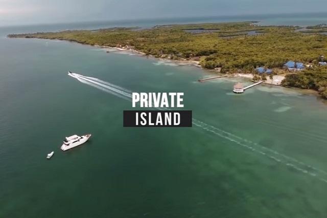 Chicas, sexo, drogas y alcohol en el Sex Island Experience