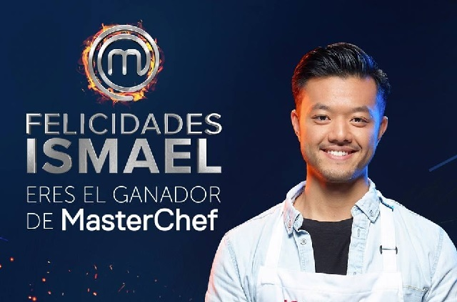 Ismael es el ganador de MasterChef México de Tv Azteca