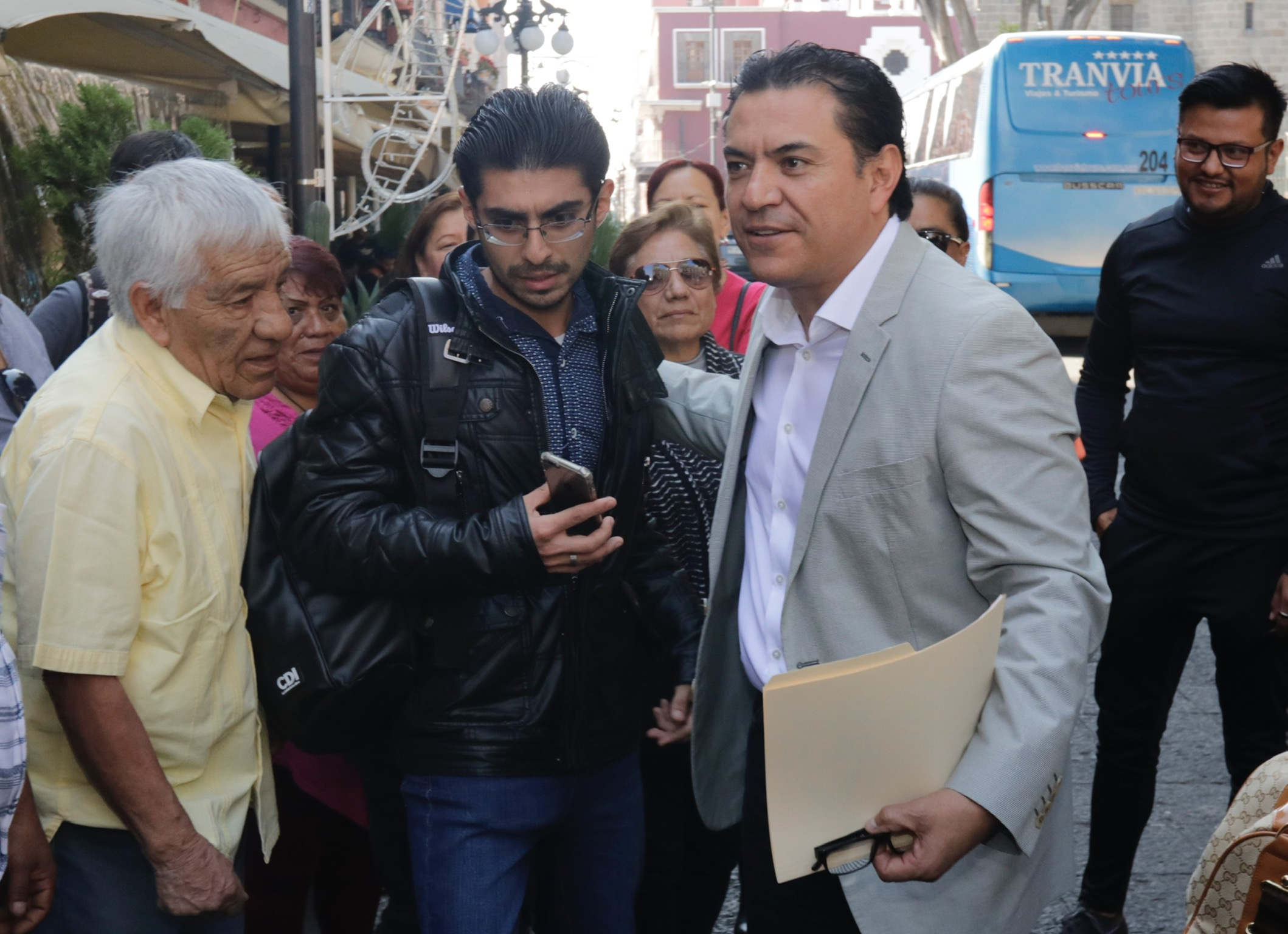 Gobierno capitalino me ataca para ocultar su mal trabajo: Pacheco