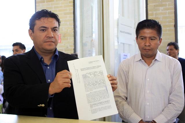 Apela Pacheco regreso a sindicato a través de Ley de Trabajadores