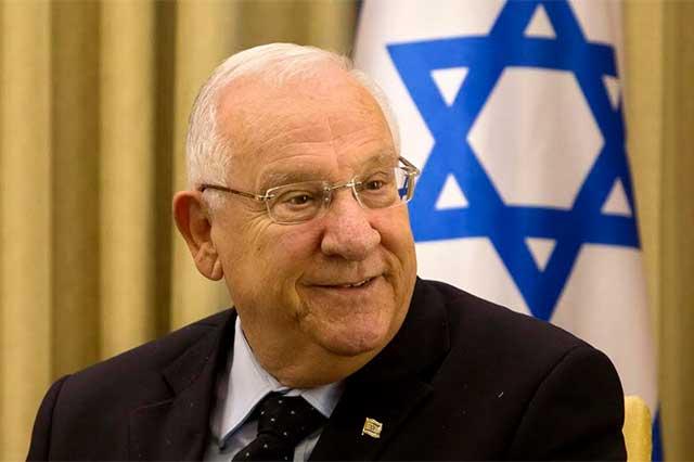 Presidente israelí lamenta malentendido que generó crisis diplomática