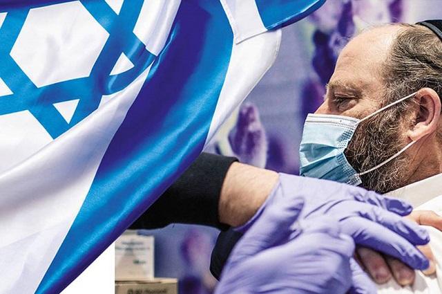 Israel, preocupado por variante Delta de Covid