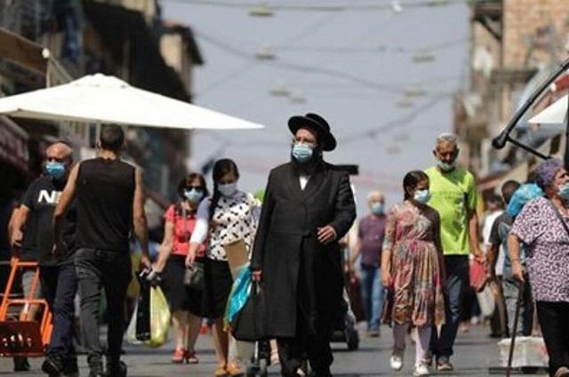 Israel reimpone el uso obligatorio de cubrebocas