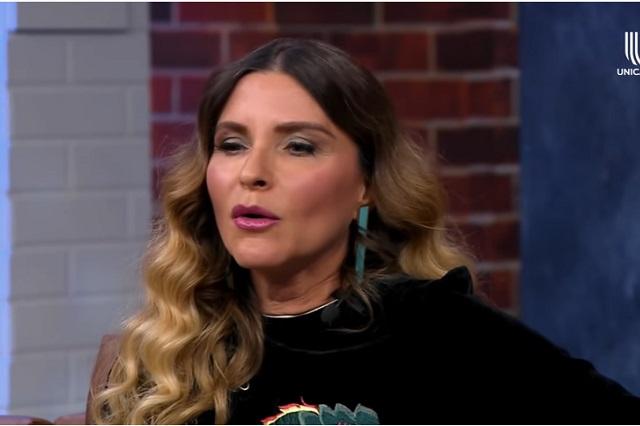 Así reaccionó Issabela Camil al ser interrogada sobre serie de Luis Miguel