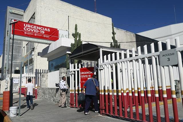 Rechaza Salud que Puebla capital sea líder en muertes por Covid