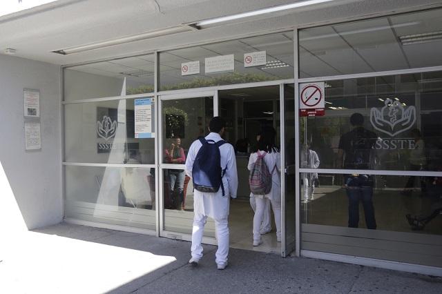 Denuncian abuso laboral en el Hospital Regional del Issste