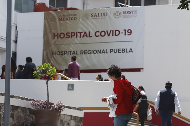 Mueren 19 niños y adolescentes por Covid-19 en Puebla