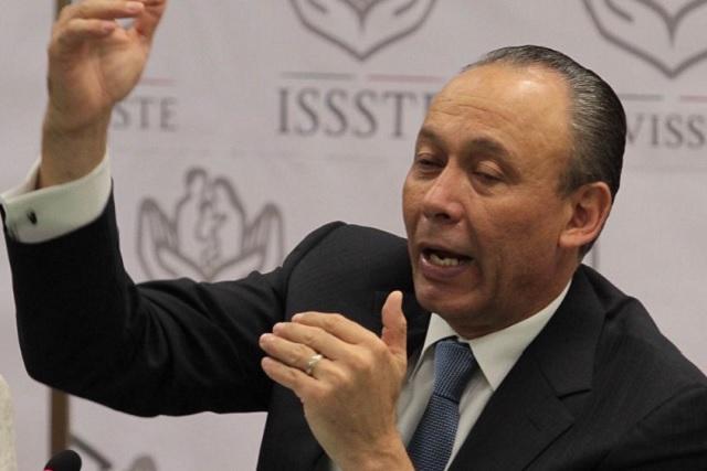 José Reyes Baeza renunciará al ISSSTE y buscará una senaduría