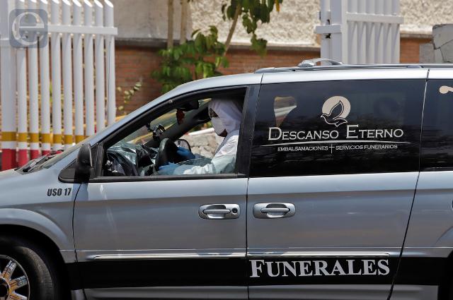 Supera Puebla en 55% su expectativa de muertes