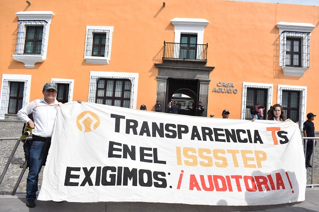 Auditarán al Issstep desde 2005 por no pagar pensiones