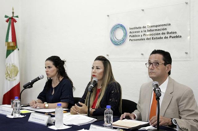Defiende ITAIP fallo para que juez León Flores transparente su título