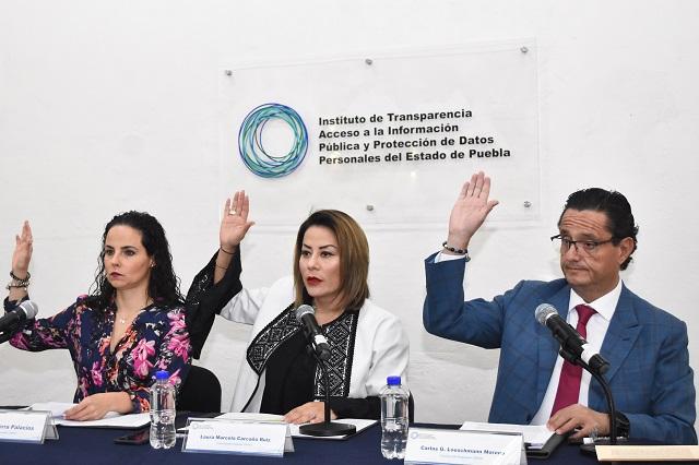 Amonestan a 3 municipios por violar la Ley de Transparencia