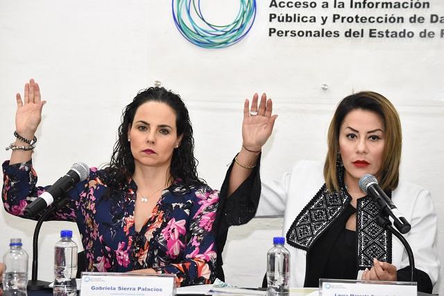 Recibe el Congreso renuncia de la comisionada del Itaip