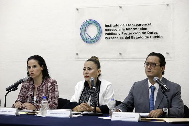Acusa Ayuntamiento de Puebla ataques políticos del ITAIPUE