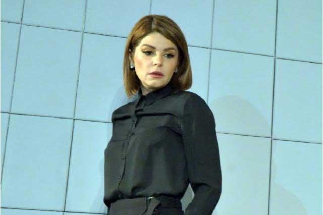 Televisa le aplica la ley del hielo a Itati Cantoral