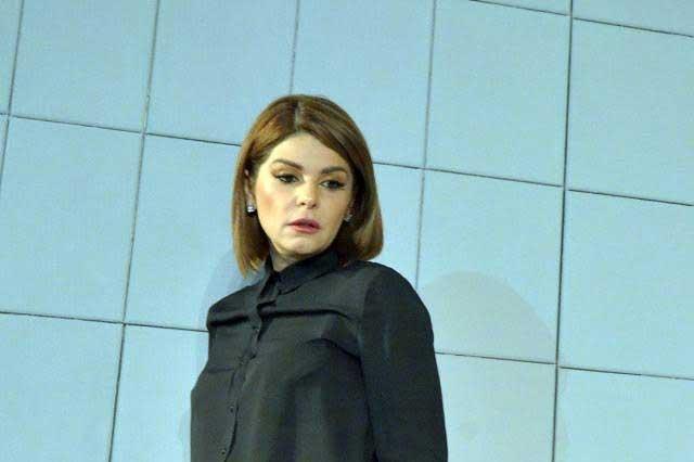 Develan las primeras imágenes de Itatí Cantoral como Silvia Pinal