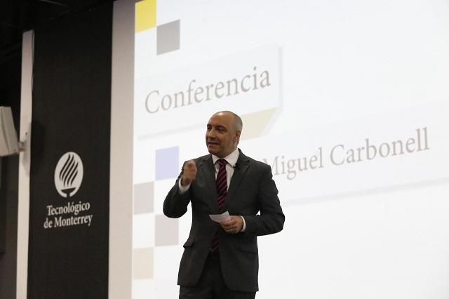 Policías no están listos para el nuevo sistema penal: Carbonell