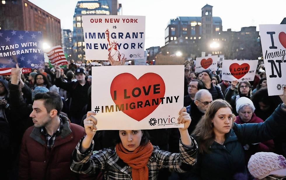 Trump les da ultimátum a las ciudades que protegen a inmigrantes