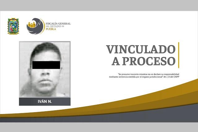Acusado de violar a su media hermana va a prisión en Puebla