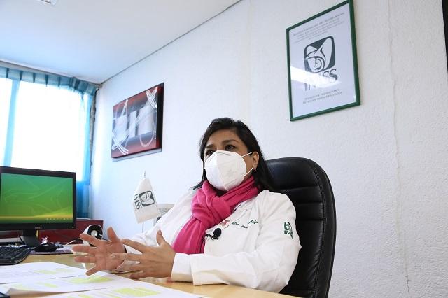 Promueve IMSS detección oportuna del cáncer de mama