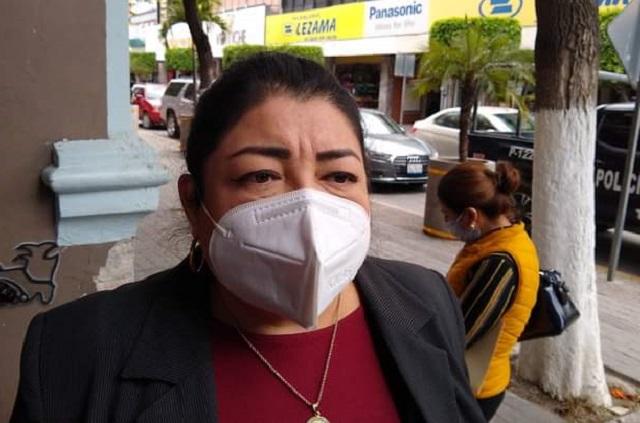 Por orden de aprehensión Ivonne Morales se ampara en Tehuacán