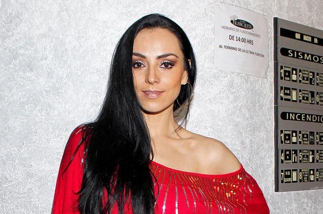 Ivonne Montero niega romance con El Borrego Nava