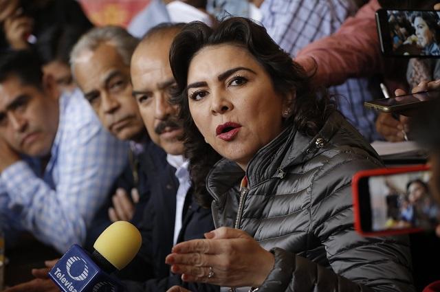PRI perdió Puebla porque negoció en lo oscurito, acusa Ivonne Ortega