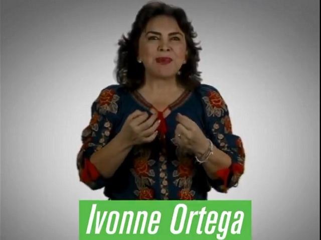 Renuncia Ivonne Ortega al PRI, luego de que Alito Moreno ganó elección