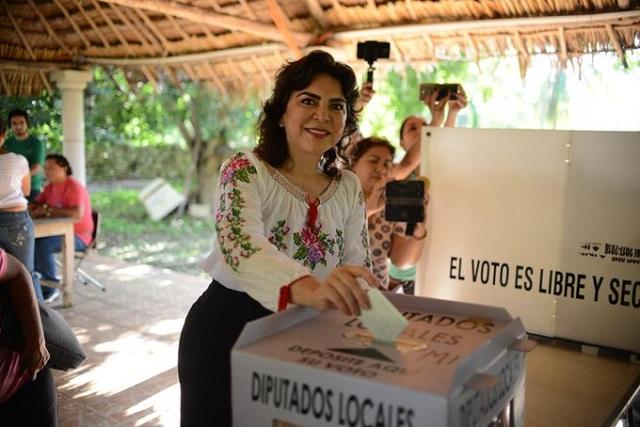 Ivonne Ortega pronostica que las mañas provocarán la extinción del PRI