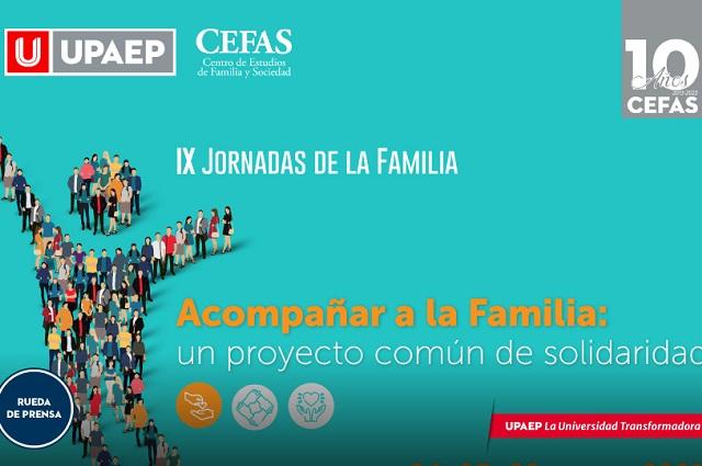 Concluyen en la Upaep las IX Jornadas de la familia