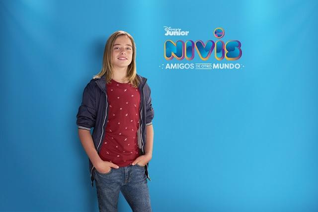 Izan Llunas canta tema de Nivis, amigos de otro mundo de Disney