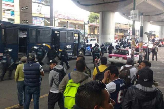 Balacera en Iztapalapa deja un saldo de 4 muertos, un herido y 25 detenidos