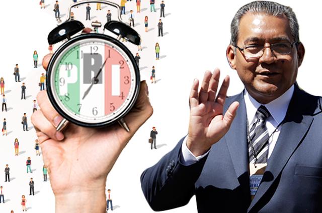 Elige el PRI a Jiménez Merino como su candidato al gobierno de Puebla