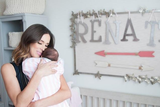 Jacky Bracamontes presume recámara de su hija Renata sin su esposo