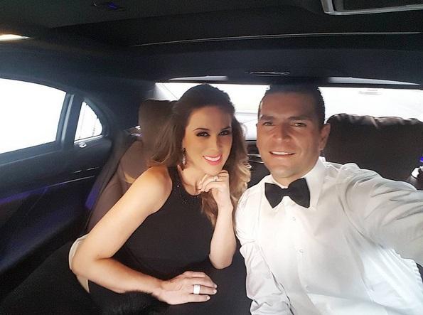 Difunden fotos del esposo de Jacky Bracamontes con otra mujer