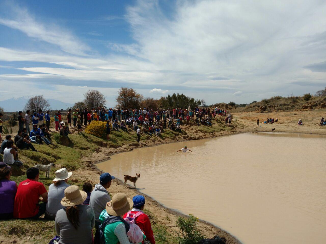 Adolescente se ahoga en el jaguey de San Miguel Espejo
