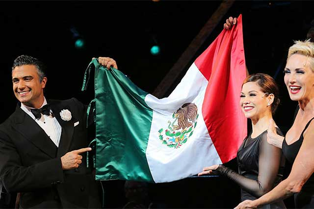 Jaime Camil y Bianca Marroquín tienen primera función en Broadway