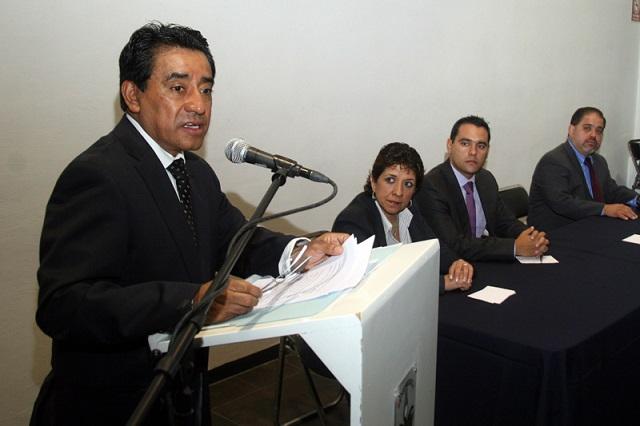 Jaime Vázquez llega a secretaría de la BUAP por René Valdiviezo