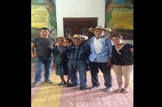 FGE apoyó reencuentro de familia michoacana tras 50 años