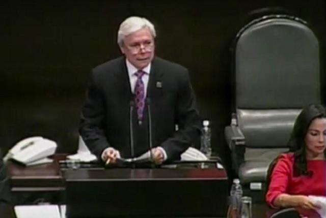 PRD denuncia en la FGR ampliación de mandato en Baja California
