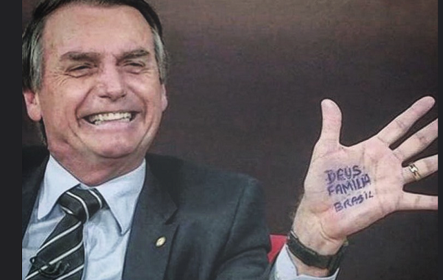 El ultraderechista Bolsonaro gana la presidencia de Brasil