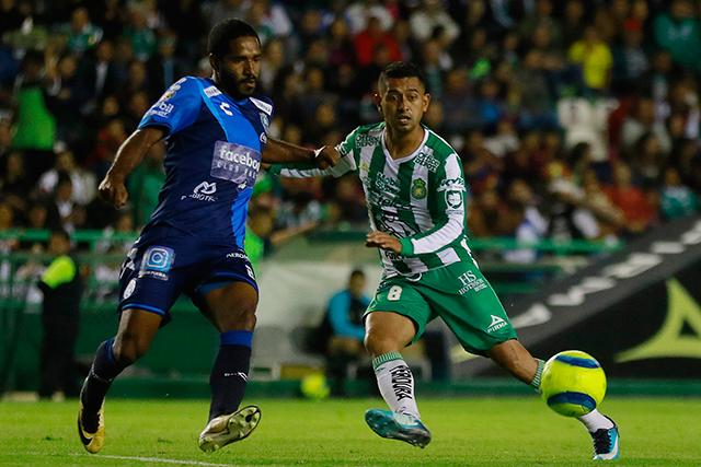 De visita no dan una: Puebla cae ante León