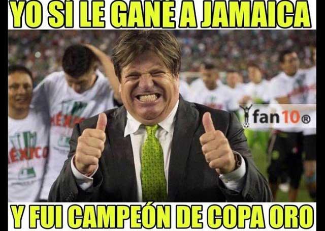 Memes se burlan y critican a México por perder ante Jamaica
