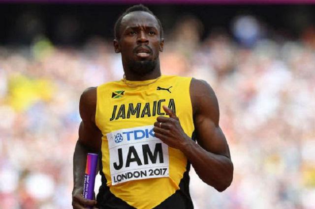 Bolt anunció su fichaje en el fútbol pero no reveló el equipo