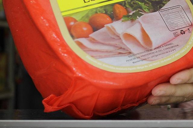 Así engañan marcas de jamón a consumidores, alerta Profeco