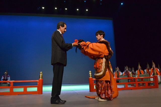 Con música, conmemora la BUAP 130 años de amistad México-Japón