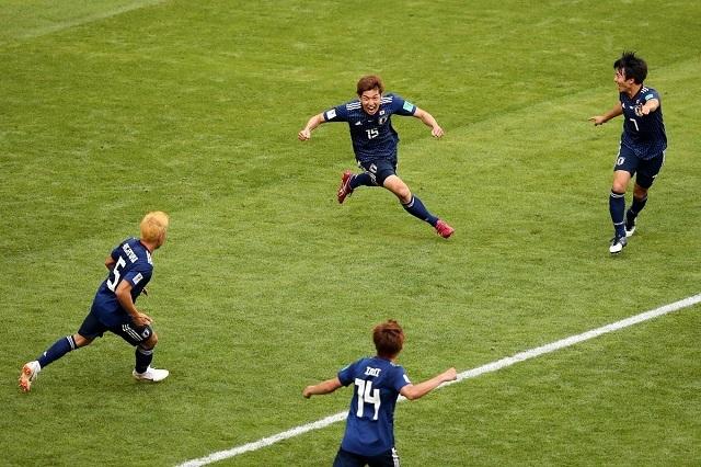 Japón derrota a Colombia y lo deja con pocas posibilidades de calificar